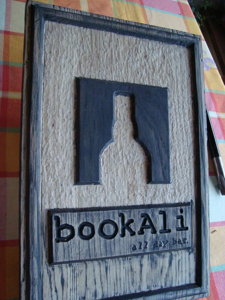 wooden sign by handmade=sa...