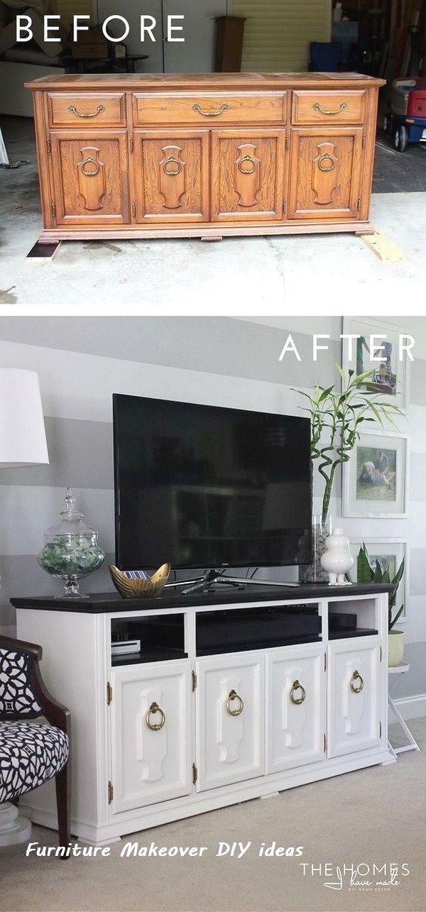 Furniture Makeover, Refurbished Furniture Ideas