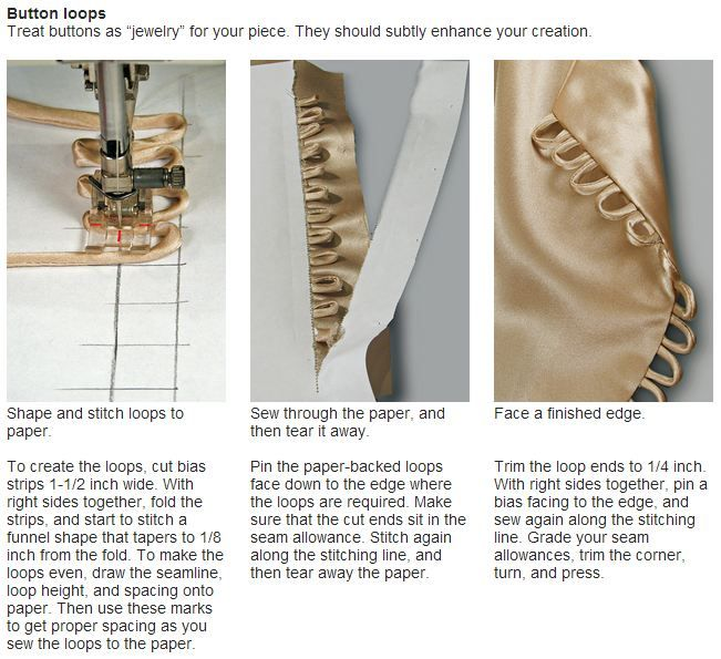 Who knew how easy button loops could be? Tutorial from Threads Magazine