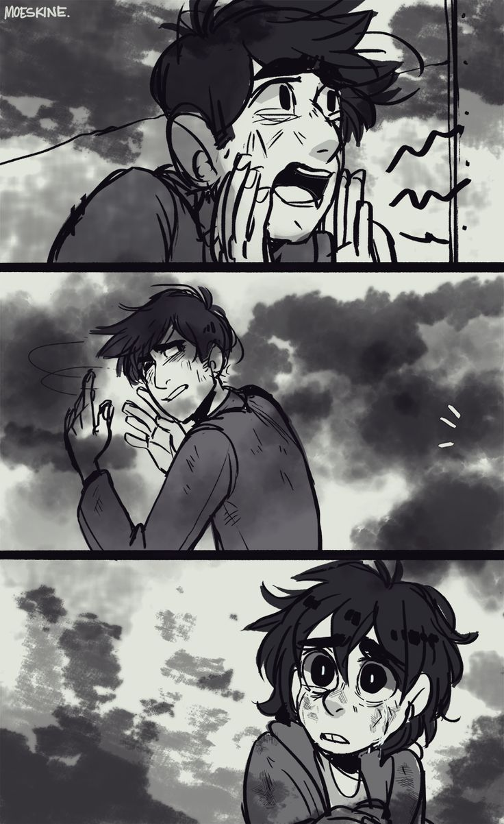 Big hero 6 au pg2 moeskine tumblr my take in the for Read in reverse