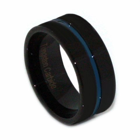 25 best ideas about thin blue line ring on