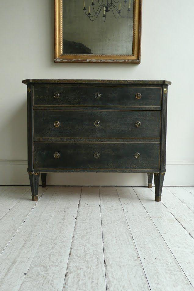 V swedish empire chest howe london furniture case for Swedish furniture london