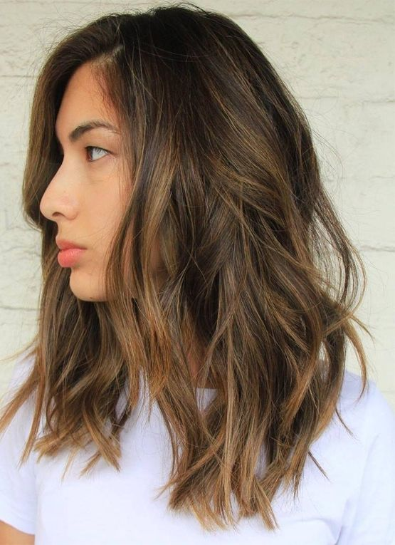 Shoulder Length Hairstyles Layered 2017 : 2773 best hairstyles 2017 images on pinterest