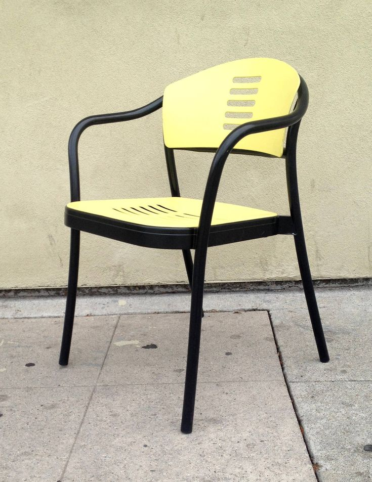 Set Of Mauna Kea Outdoor Chairs By Vico Magistretti For Kartell