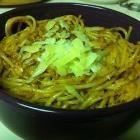 Rezeptbild: Pasta mit Sardinen (Pasta De Sardine)