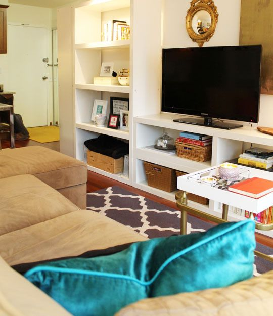 Apartment Therapy Kitchen Shelves: 22 Best Images About Entertainment Room On Pinterest