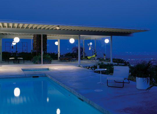 Stahl Residence a k a  Case Study House     by Pierre Koenig  Los     Pleasurephoto IMG