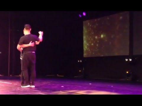 Trevor Tordjman and Isaac Lupien Duet  - The Next Step Live