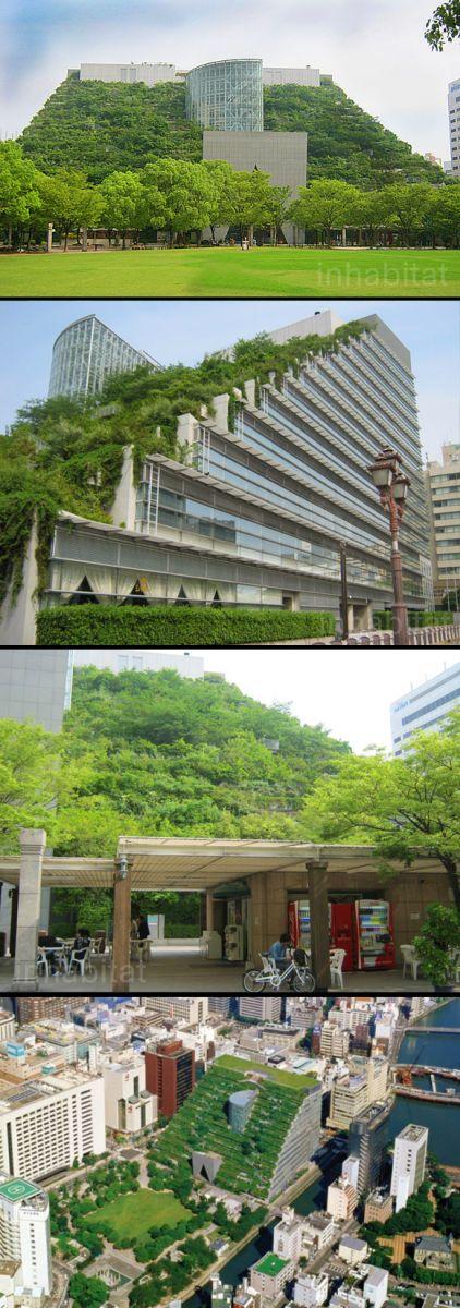 ACROS Building-Japan