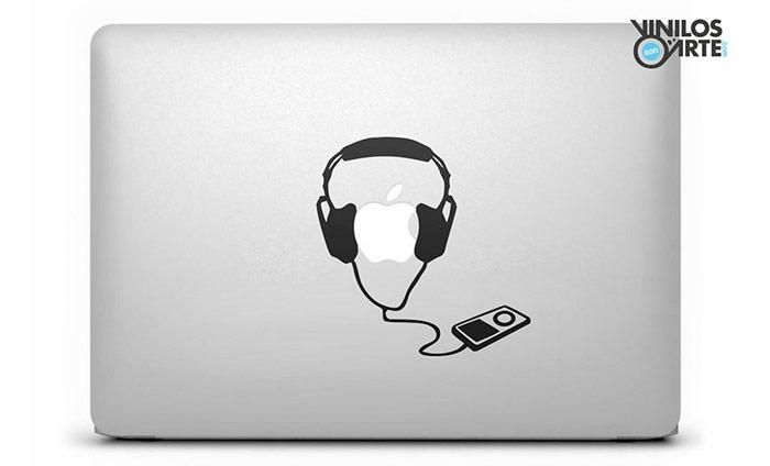 Pegatina para MacBook Air y Pro