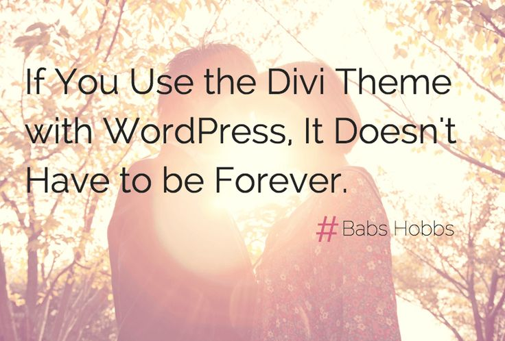 how to change word on a website forever