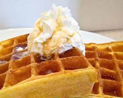 Playing With A New Toy: All Clad Waffle Maker & Buttermilk Waffles | The Spiced Life