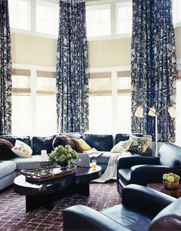 50 Designer Window Treatments Curtain Ideas