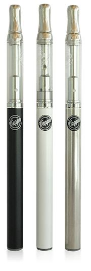 Tank for E-Cigarettes - Convert your e-cigarette into a vaporizer with a quality tank that threads perfectly onto the Veppo e-cigarette battery.