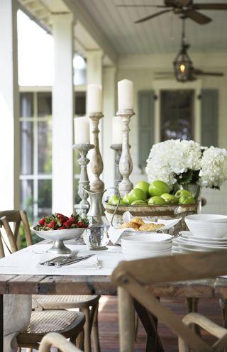 Interior Design | Charleston, Sc | Palmetto Bluff : Linda McDougald Design  | Postcard From