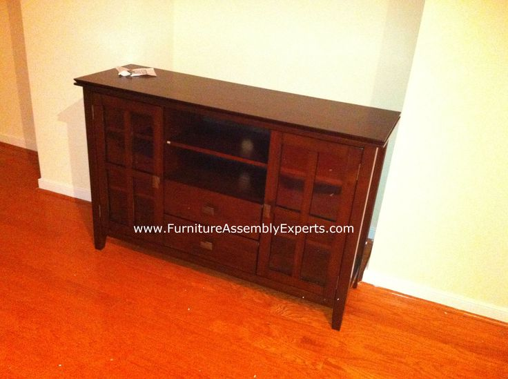 Overstock Tv Stand Assembled In Glen Burnie MD By Furniture Assembly  Experts LLC   Call 2407052263