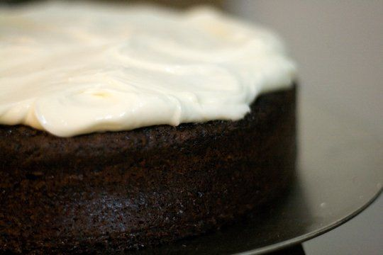 As a person of Irish heritage, I always feel a little treacherous admitting this, but honestly I don't really like to drink Guinness. Still, once a year I do consume a bit of Guinness to celebrate St. Patrick's Day—not in a pint glass, but in Nigella Lawson's dark, moist Chocolate Guinness Cake.
