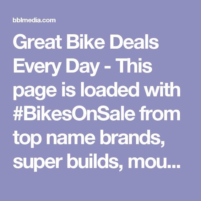 #Diamondback #Jamis #Orbea #Raleigh #Colnago #GT #Kona #Intense #Breezer #/chargeBikes #Banshee #Giant #Niner #Masi #Cromag #IBIS #LivLust #LivAvail #BikeSale