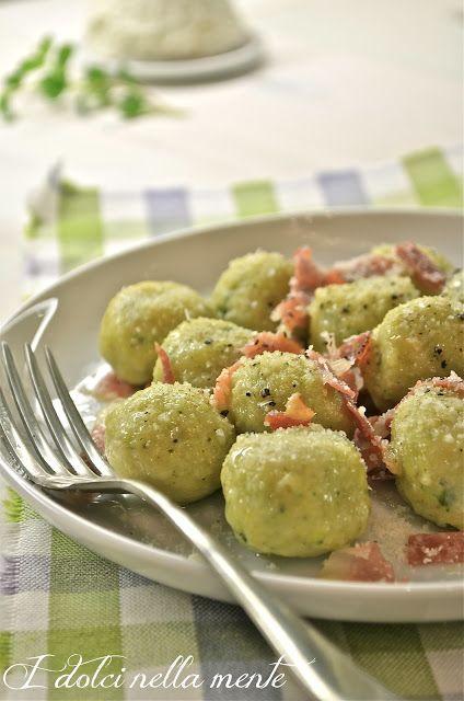Gnocchi di Ricotta e Zucchine