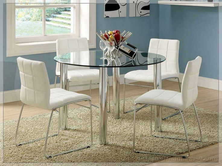 Best 25 Ikea Glass Dining Table Ideas On Pinterest  Ikea Round Classy Glass Dining Room Table Ikea Inspiration