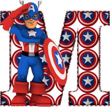 captain-america-alphabet-013.png (379×367)