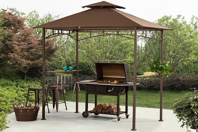 Your Guide To Ikea Gazebo Replacement Canopy Uk For Your Cozy Home Grill Gazebo Bbq Gazebo Gazebo Canopy