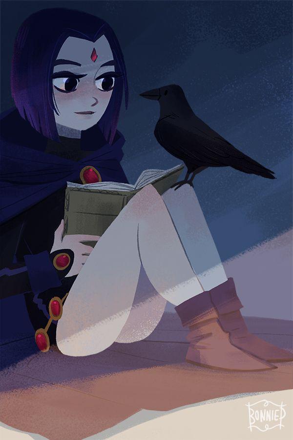 Raven by l3onnie on DeviantArt