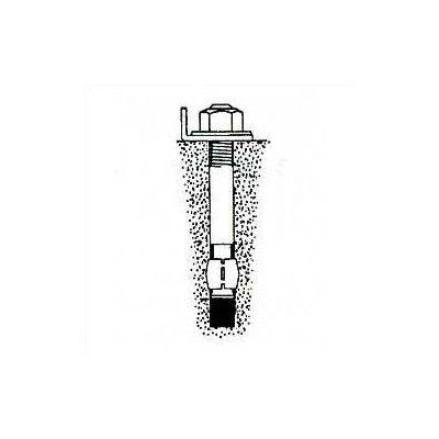 Penco Locker Accessories - Concrete Floor Anchor