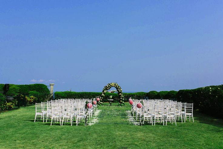 White Tiffany Chair | Bali Ultimate Event Furniture