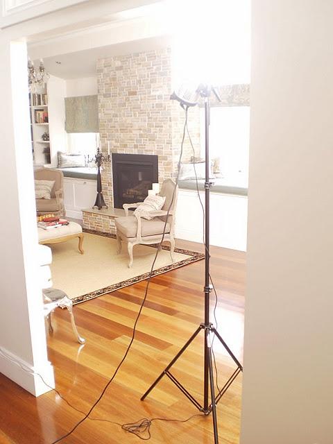 Home Beautiful shoot
