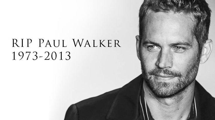 Paul Walker | Captain Blogbuster