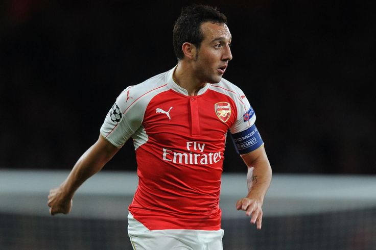 Arsenal boss Arsene Wenger fears that Santi Cazorla could be ruled out until March with knee ligament damage.