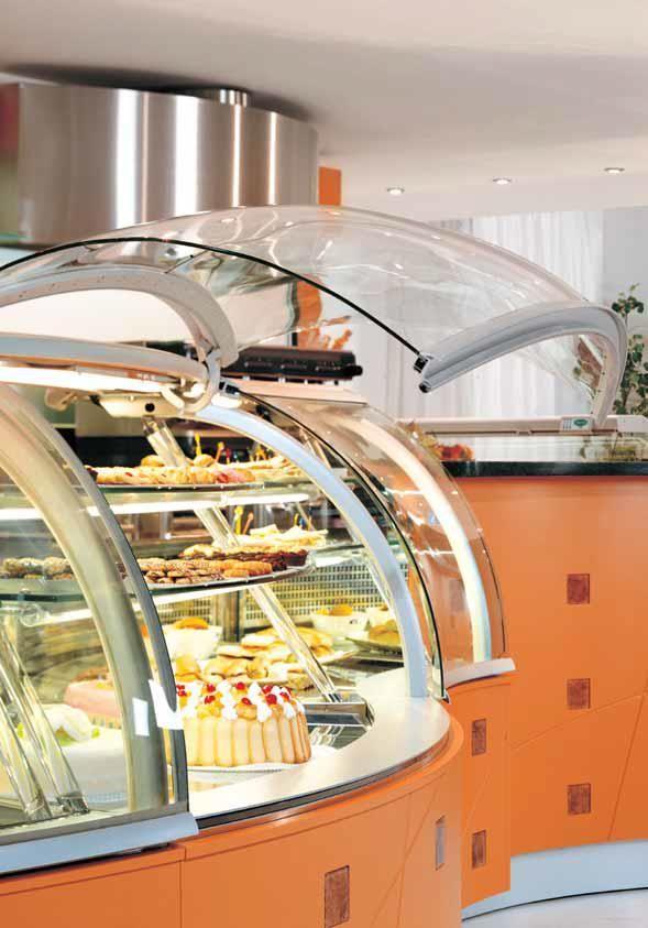 8 best cristalbar - arredamento bar, gelaterie, pasticcerie images ... - Arredamento Interni Gelateria