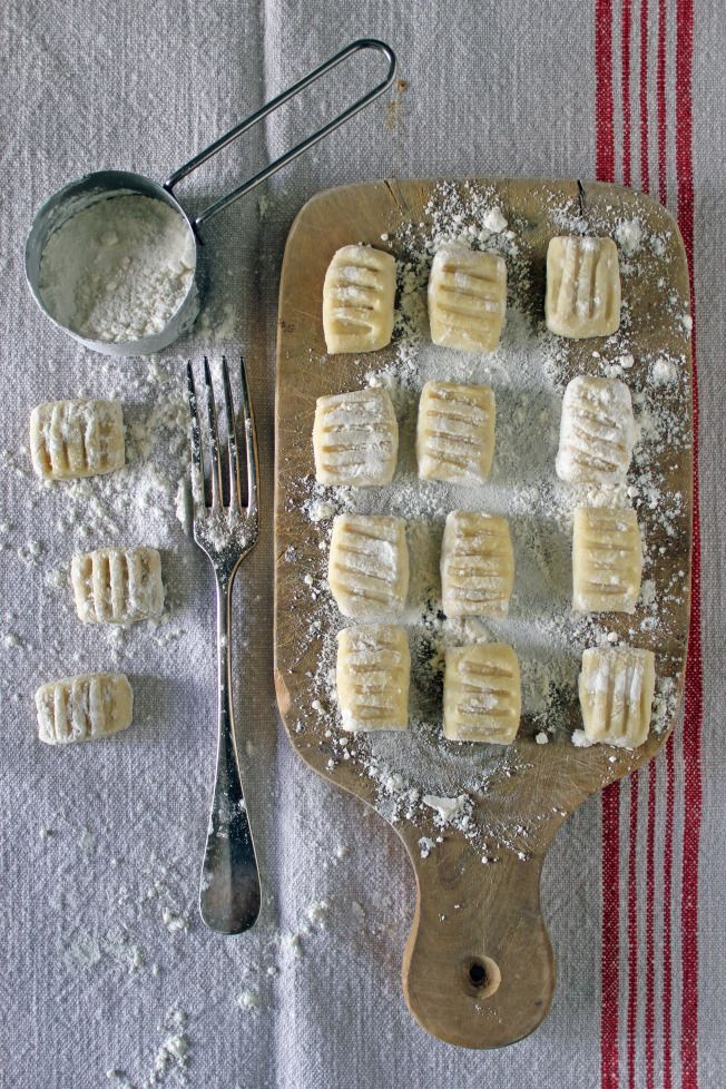 75 best Gnocchi images on Pinterest Gnocchi, Pasta and Noodles - gardine für küche
