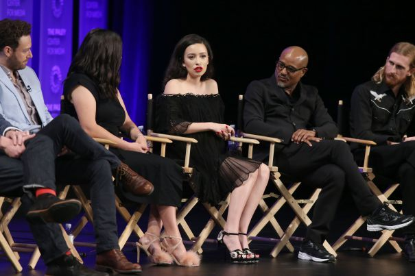 """'The Walking Dead' Cast & Creatives On Dream Deaths For Beloved Characters And """"The Epic Tale To Come"""" – PaleyFest"""