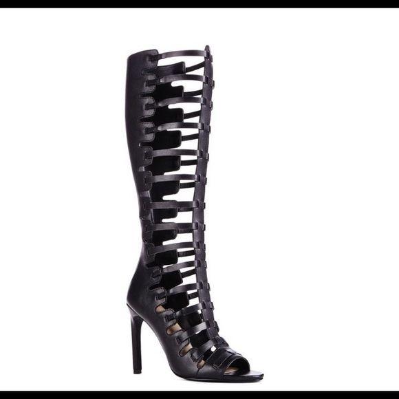 1000  ideas about Black Gladiator Heels on Pinterest   Crop top