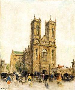 L abbaye de Westminster à Londres - (Antal Berkes)