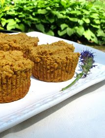 The Can-Do Candida Diet: Pumpkin Muffins for the Candida Diet: It's Christmas in July