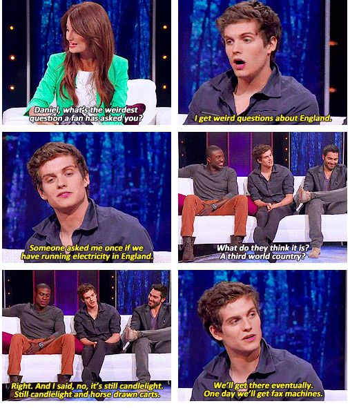 He has the best humor and the best face I have ever seen! #danielsharman#teenwolf