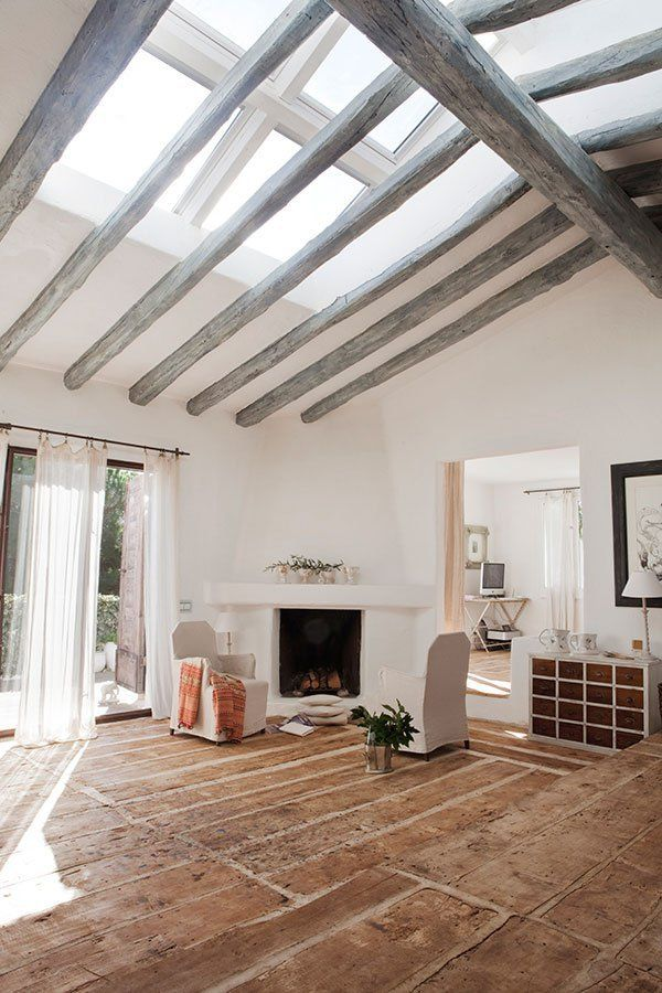 Home of artist Pepa Poch France   That floor is amazing