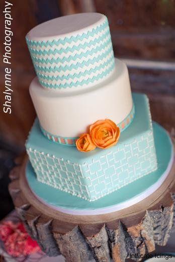 Intricate Icings Cake Design: Denver, CO Wedding Cakes