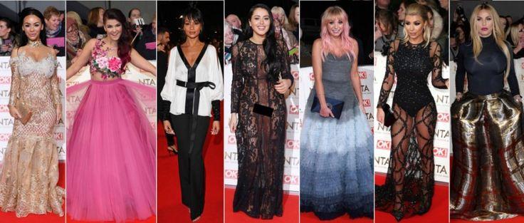 NTA fashion fails including Scarlett Moffatt's shorts suit