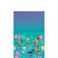 Tinker Bell Tablecover & Best Friends Fairies, $16.95, A571428