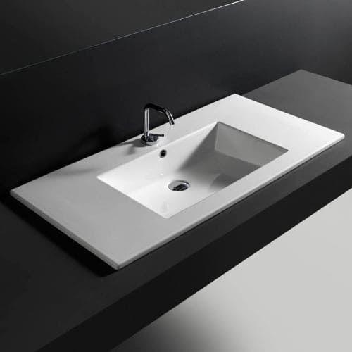 Best Drop In Bathroom Sinks Ideas On Pinterest Replace - Black drop in bathroom sink for bathroom decor ideas
