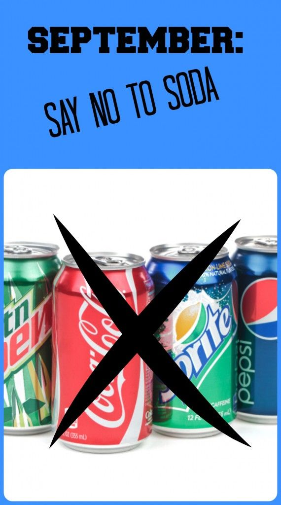 Why you should stop drinking soda.