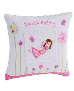 Fairy Blossom Tooth Fairy Pillow