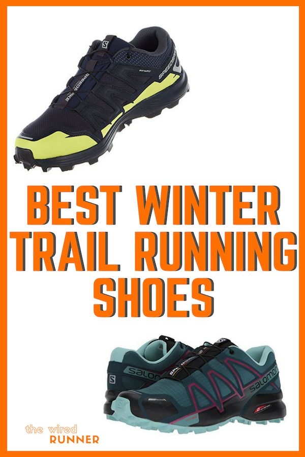 The best Winter trail running shoes feature increased