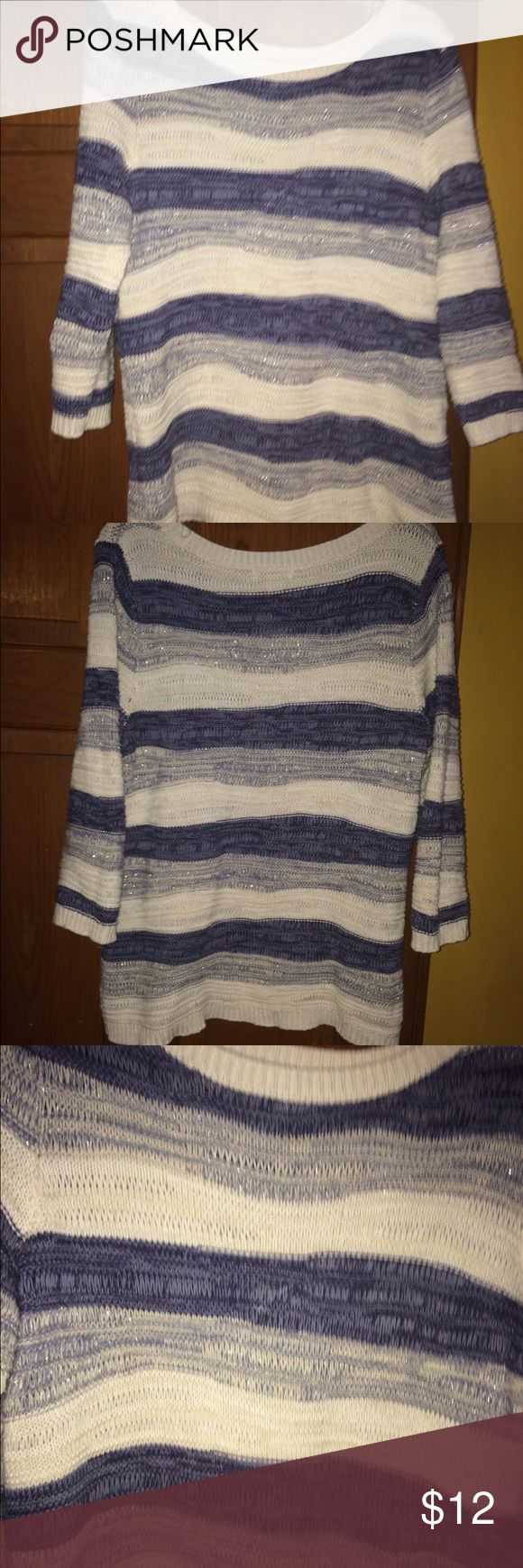 SALE BOGO 50% OFF, Large Beautiful Sweater, SALE BOGO 50% OFF, Large Beautiful Sweater, looks great w/Jeans, Ready for FALL. Kim Rogers Sweaters