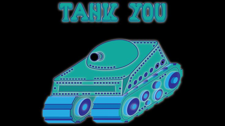 thank you is a T Shirt designed by ElArrogante to illustrate your life and is available at Design By Humans
