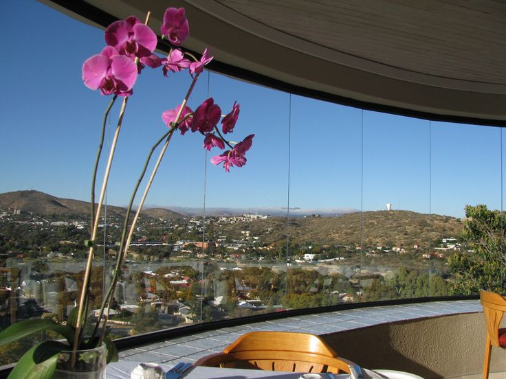 Windhoek guest house, Namibia